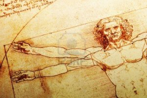 13386518-rome-italy--30-march-2012-replica-of-the-famous-vitruvian-man-drawing-created-by-leonardo-da-vinci